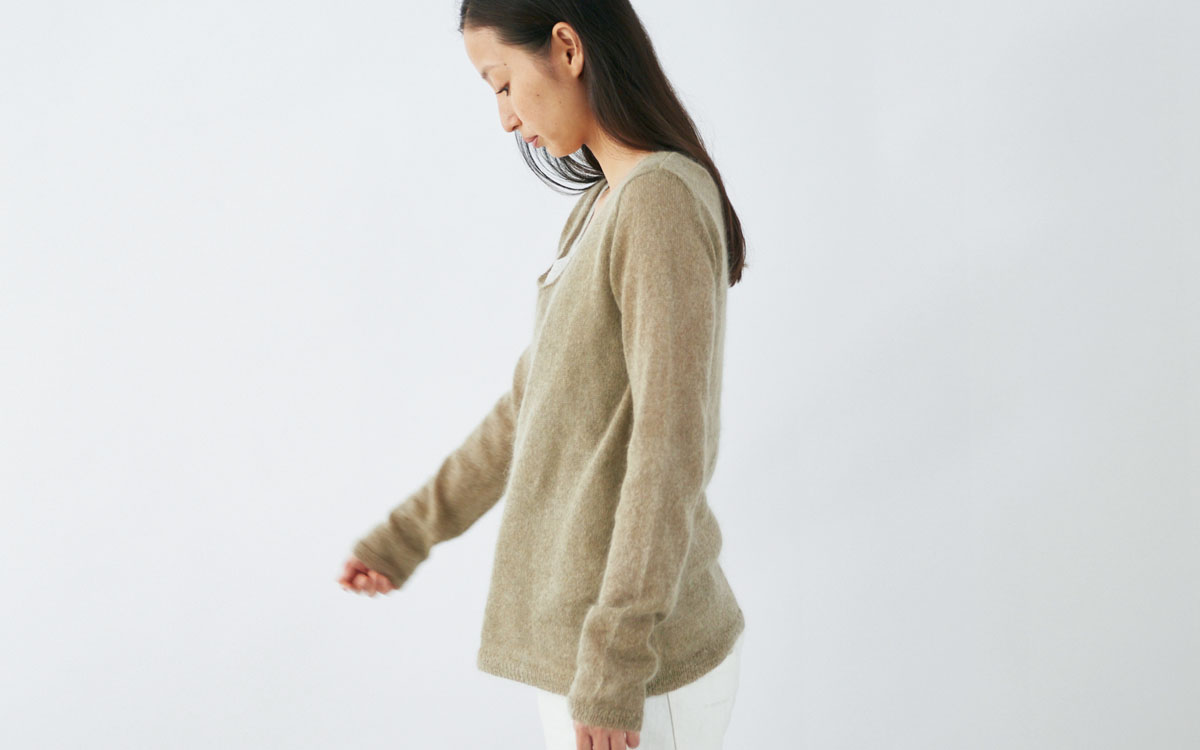 enrica knit material